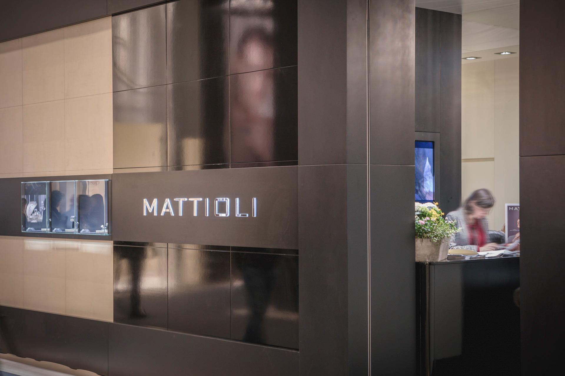 Allestimenti fieristici fiera VicenzaOro stand Mattioli | Foster Allestimenti 10