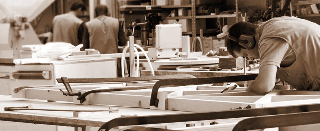 Produzione per allestimenti fieristici, negozi, showroom | Foster Allestimenti 03