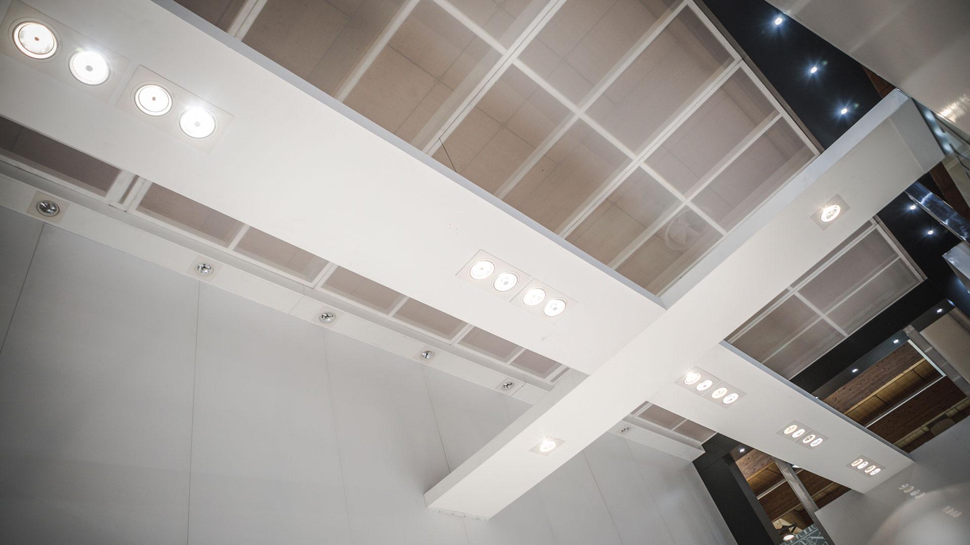 Realizzazione stand fiere VicenzaOro - Silvex | Foster Allestimenti 05