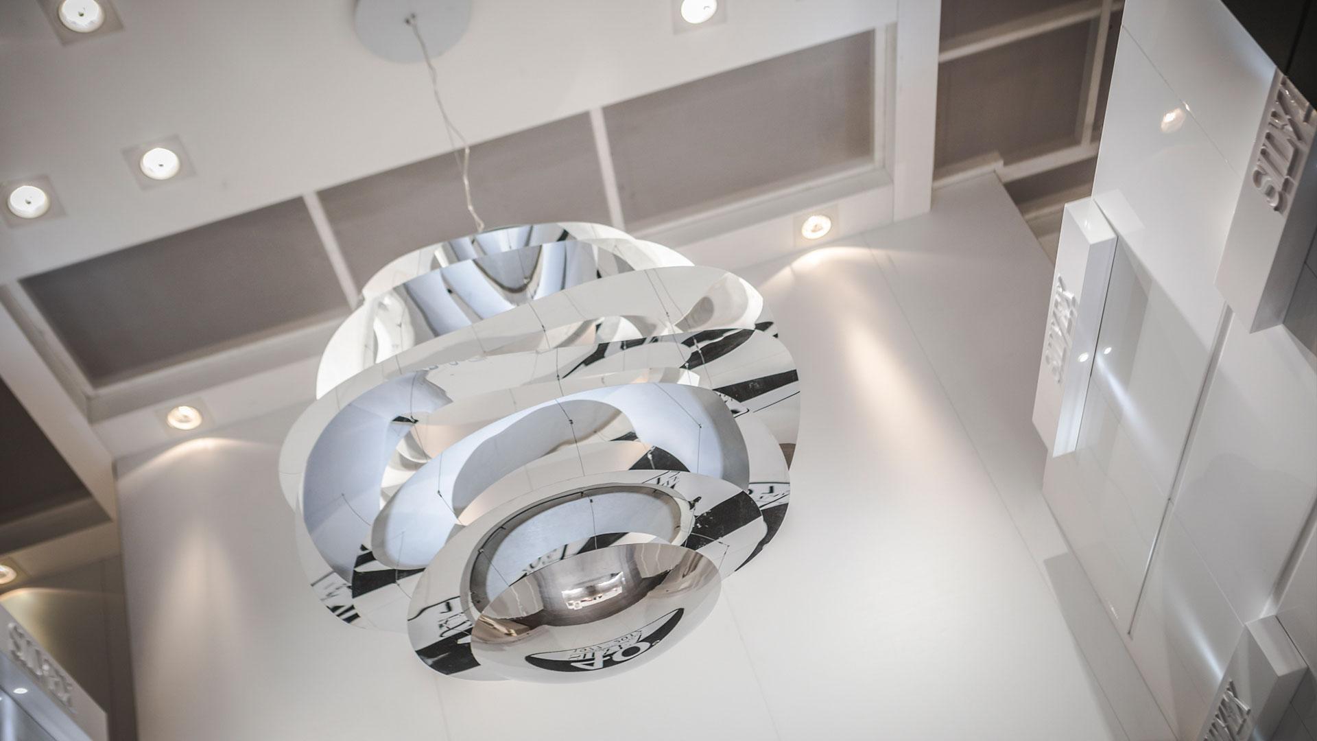 Progettazione stand fiera VicenzaOro - Silvex | Foster Allestimenti 03