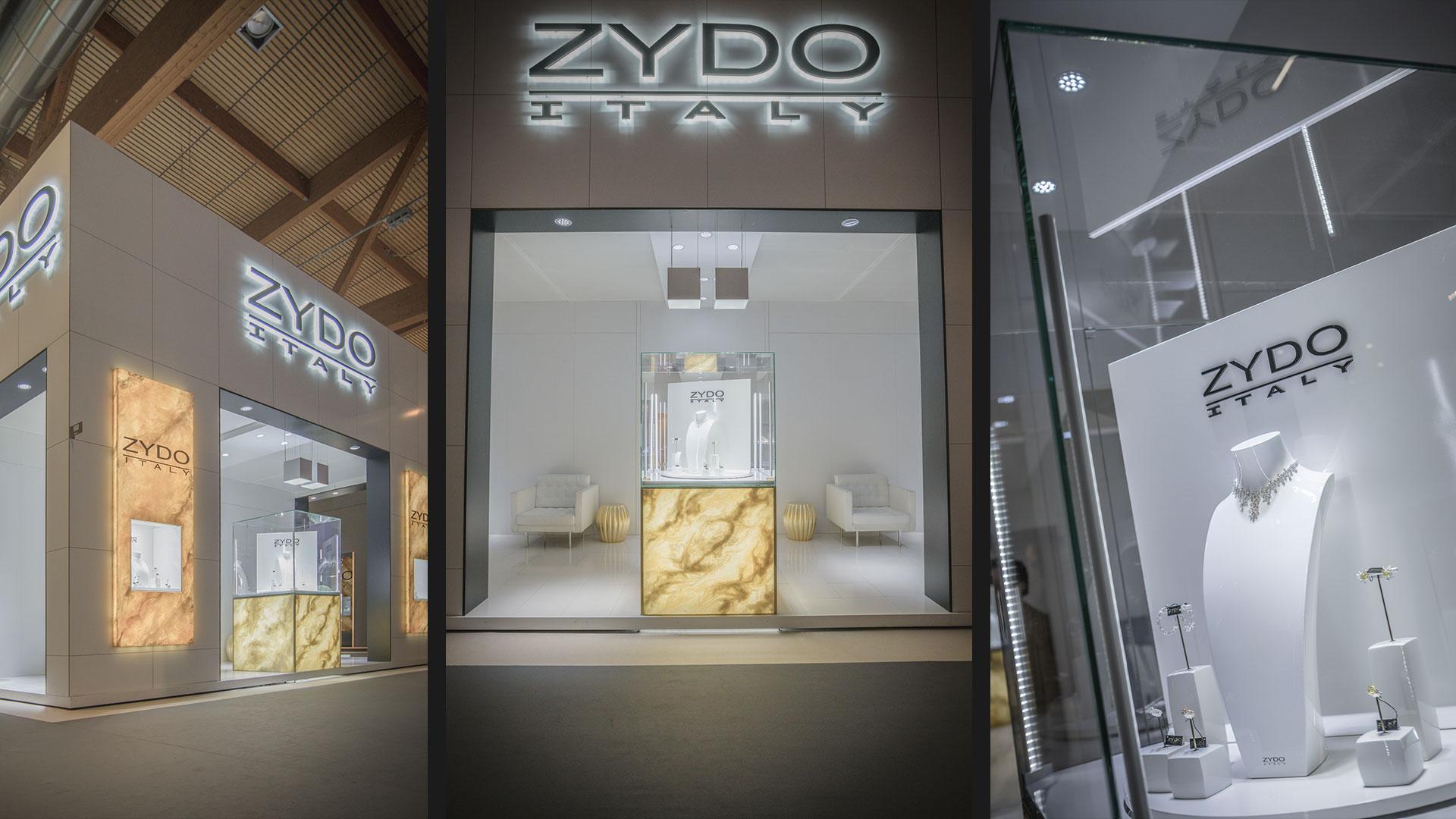 Realizzazione stand fiere VicenzaOro - Zydo | Foster Allestimenti 06
