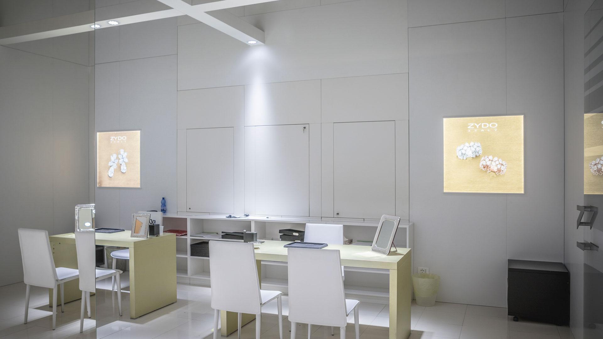 Realizzazione stand fiere VicenzaOro - Zydo | Foster Allestimenti 05