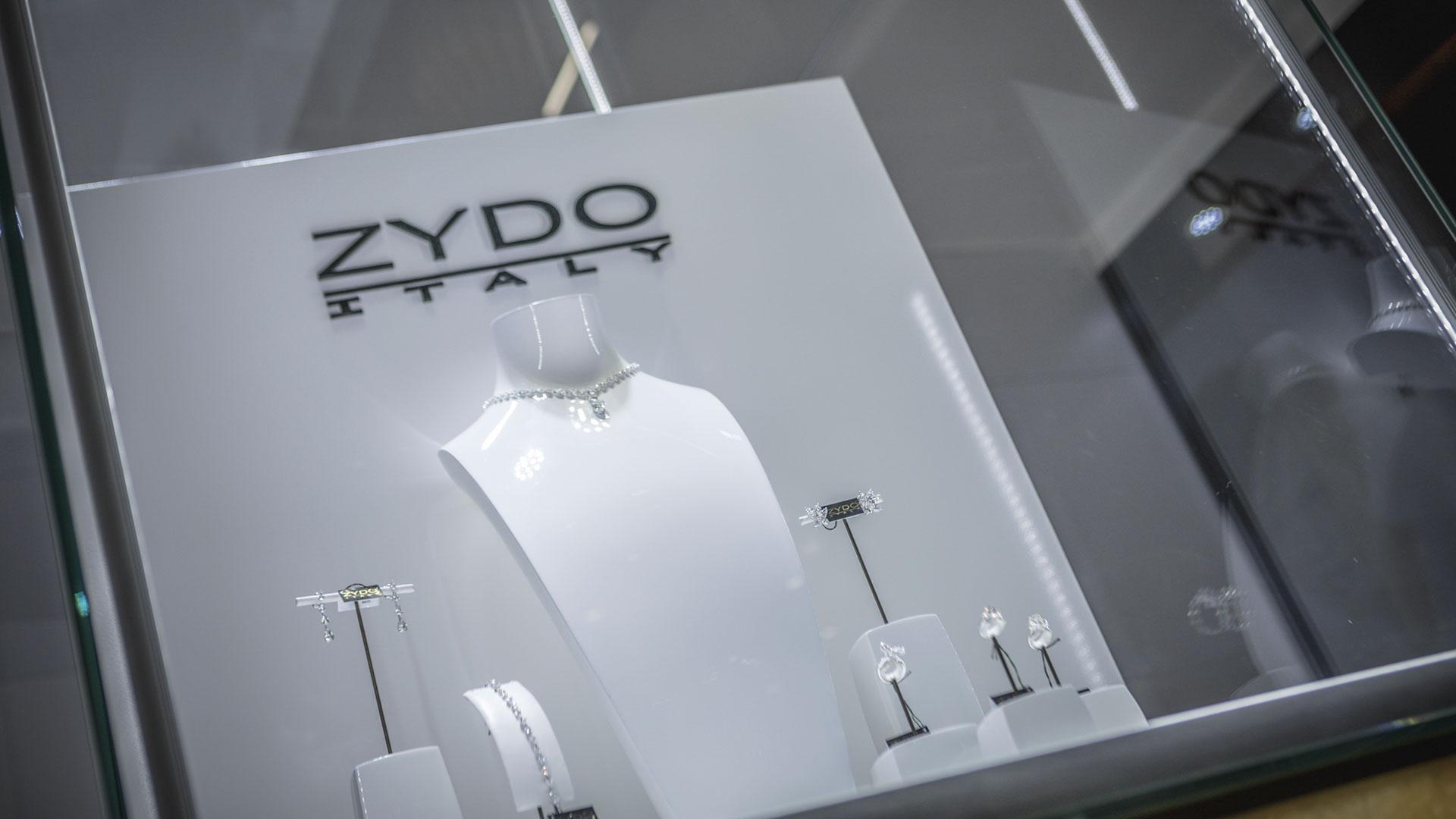 Progettazione stand fiera VicenzaOro - Zydo | Foster Allestimenti 03