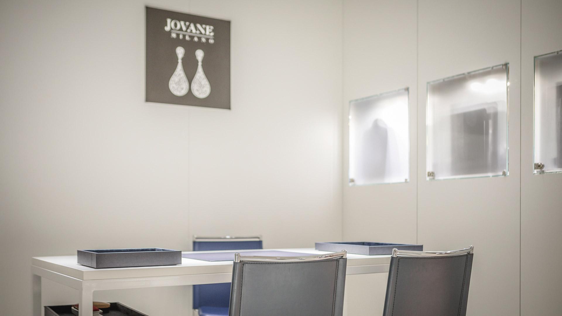 Progettazione stand fiera VicenzaOro - Jovane Milano | Foster Allestimenti 02