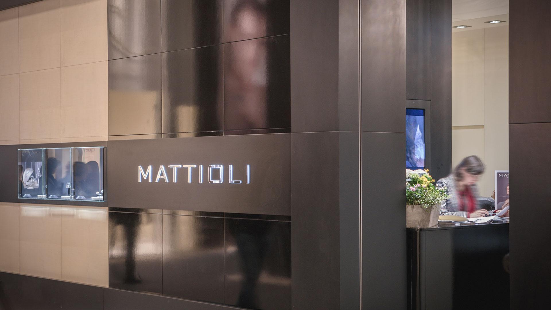 Progettazione stand fiera VicenzaOro - Mattioli | Foster Allestimenti 06