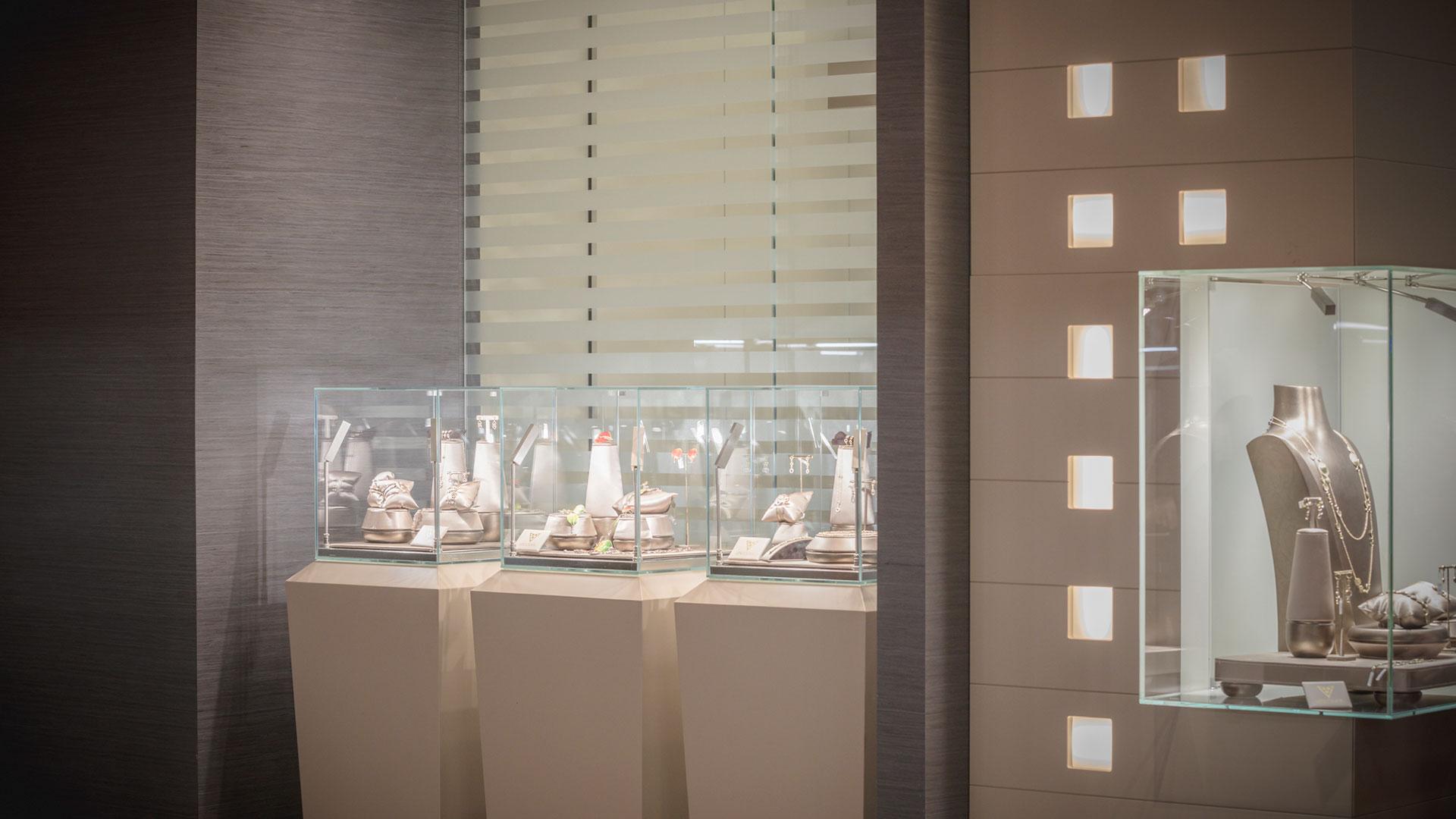 Progettazione stand fiera VicenzaOro - Vendorafa | Foster Allestimenti 04